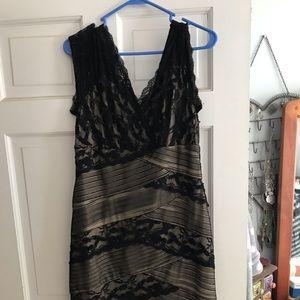 Knee length dress size 12